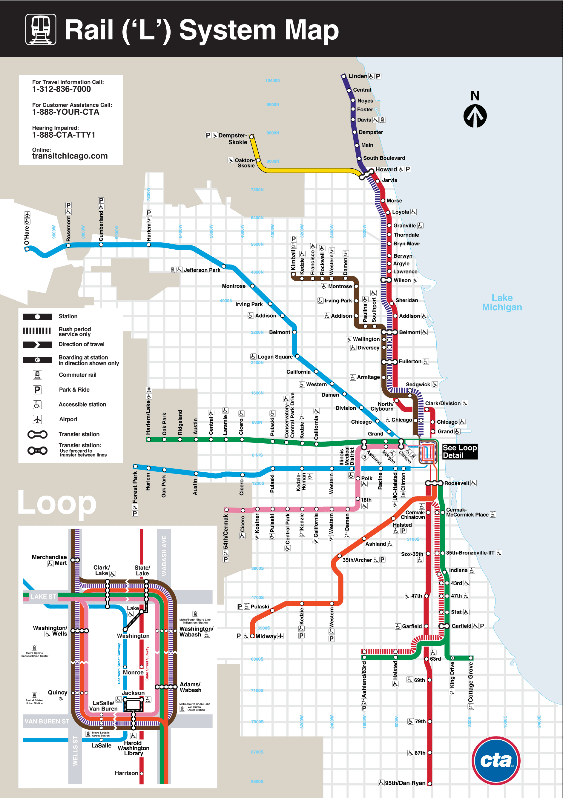 Metro Navigation in Chicago, Illinois, USA on green line, the loop, pink line, chicago belmont map, los angeles metro orange line map, chicago on map, downtown chicago map, red line, chicago metra map, chicago cta map, jackson/state, cta lines map, orange line, chicago logan square map, chicago california map, clark/lake, chicago elevated train map, purple line, red line map, chicago red line train routes, brown line, union station, chicago points of interest map, chicago area school district map, chicago world's fair map, pink line map, chicago city map, chicago zip map, chicago neighborhood map, forest park, chicago transit authority, yellow line,